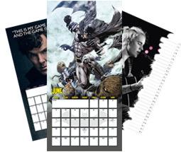 Календарі 2019