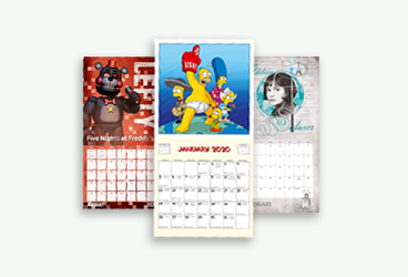Календарі 2021